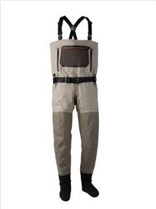 Durable Stocking Foot Chest Waders for Fishing