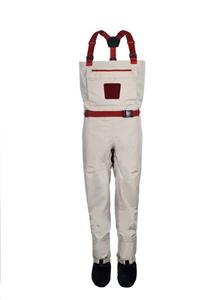 Breathable Woman's Chest Waders for Fly Fishing