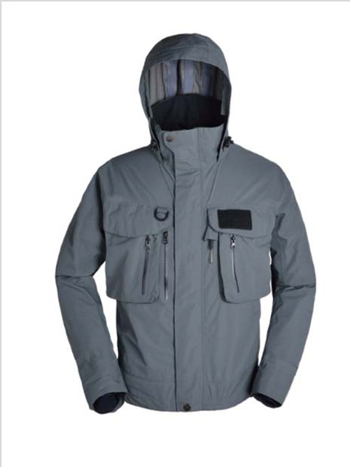 Professional Fly Fishing Jacket with Roomy Pocket