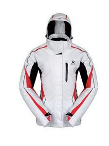 Funtional Waterproof and Breathable Ski Jacket