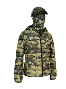 Desolve Camouflage Down Coat for Hunting