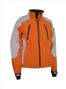 Woman's Outdoor Jacket with Fleece Lining