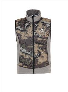 Neoprene Warm Vest with Desolve Camo
