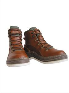 Durable Wading Boots with Felt Sole