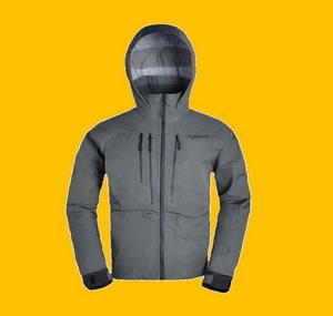 Vanntette og pustende jakker