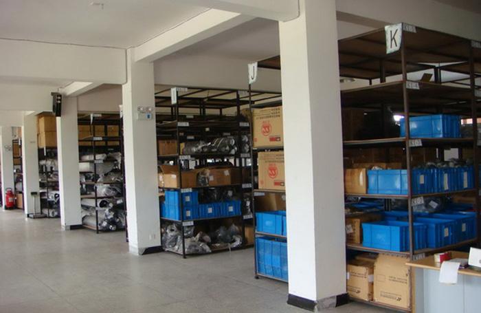 Gestión de almacenaje