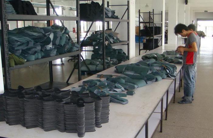 Preparación de materiales
