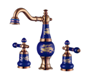 Rose Gold Deluxe Shower Faucet Set Manufacturers, Rose Gold Deluxe Shower Faucet Set Factory, Supply Rose Gold Deluxe Shower Faucet Set