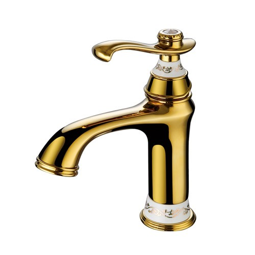 Golden Deluxe Shower Faucet Set Manufacturers, Golden Deluxe Shower Faucet Set Factory, Supply Golden Deluxe Shower Faucet Set