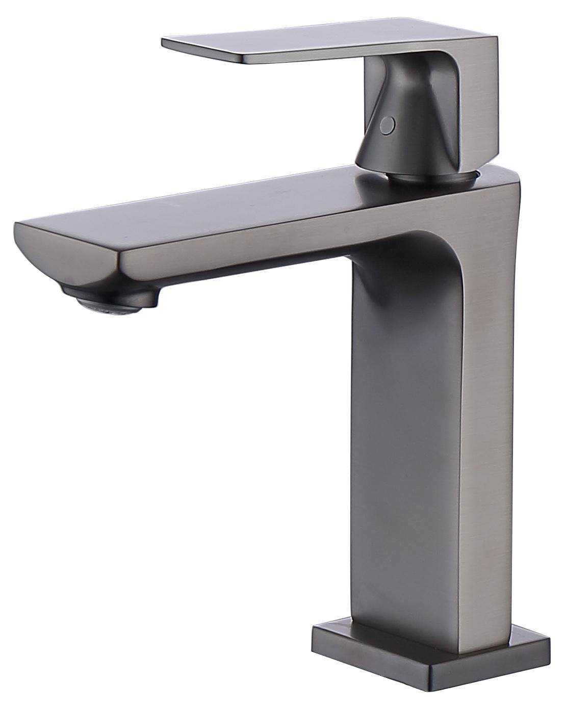 Copper with gray colour Wash Basin Faucet Manufacturers, Copper with gray colour Wash Basin Faucet Factory, Supply Copper with gray colour Wash Basin Faucet