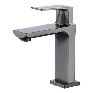 Copper with gray colour Wash Basin Faucet