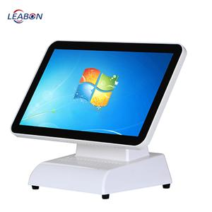 Flat Panel Cash Register Restaurant Pos Machine