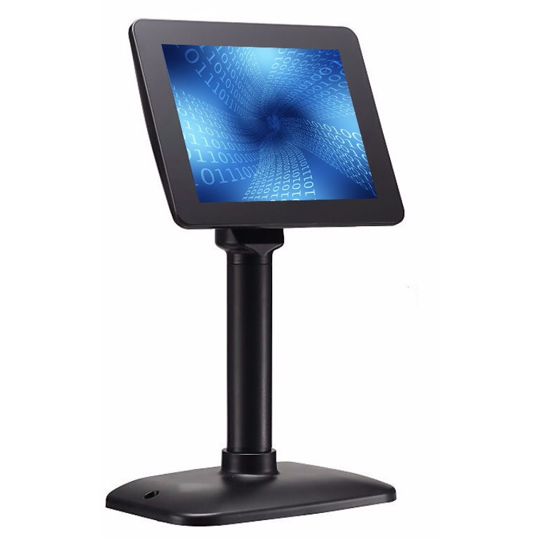 8 Inch Resistive Touch Screen Lcd Monitor