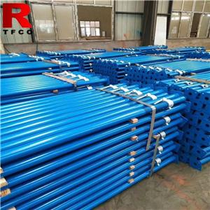Powder Coated Scaffolding Steel Props