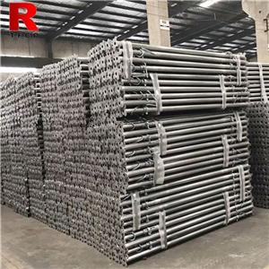 Scaffold Steel Props For Concrete Construction