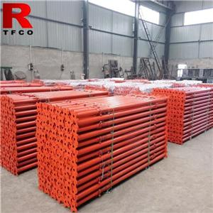 China GI Steel Props For Scaffolding Slab