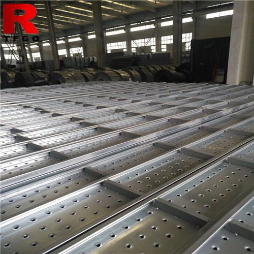 Scaffolding Steel Platforms And Decks