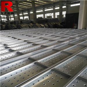 Galvanized Steel Planks For Cuplock System