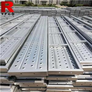 Gal Steel Plank And Boards For Scaffolding