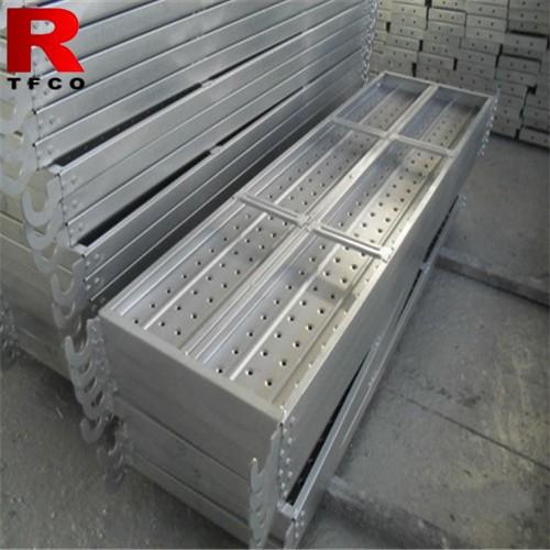 Scafolding Steel Planks With Hook