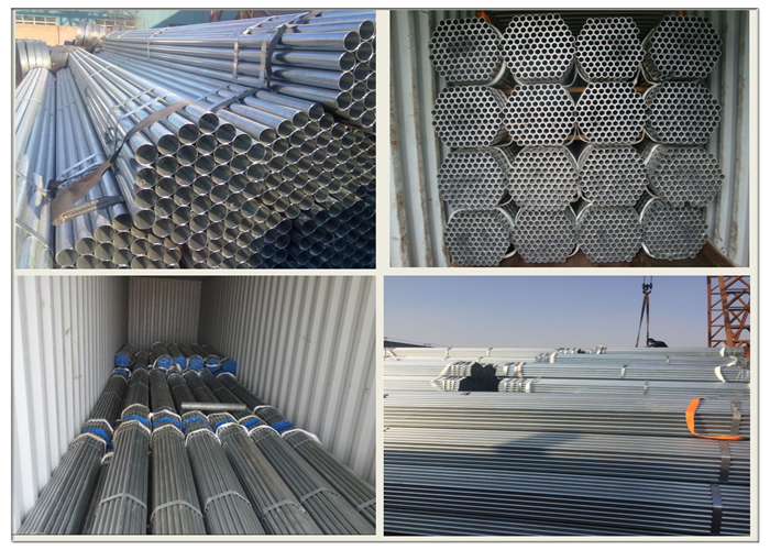 Supply Round Steel Tubing and Piping