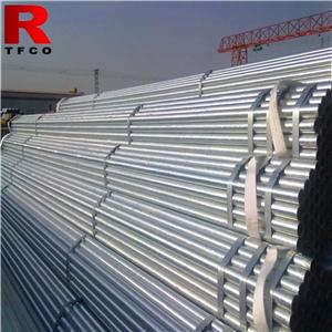 21ft Scaffold Galvanized Tube