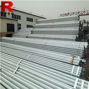 EN10219 Scaffold Tubes 4mm Thk