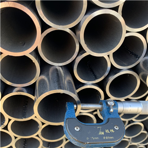 High Tensile Scafold Tubes EN10219