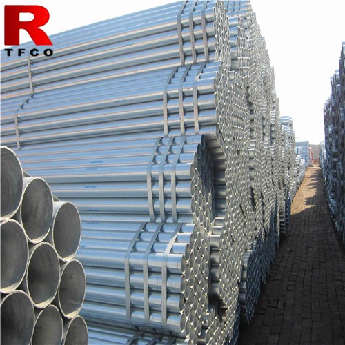 BS1139 Galvanized Scaffold Tubes