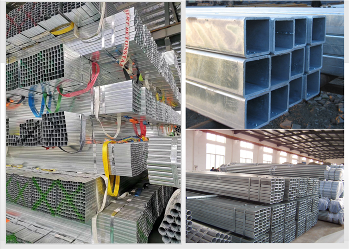 rectangular steel tubing