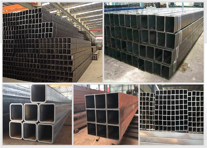 galvanized steel tubing