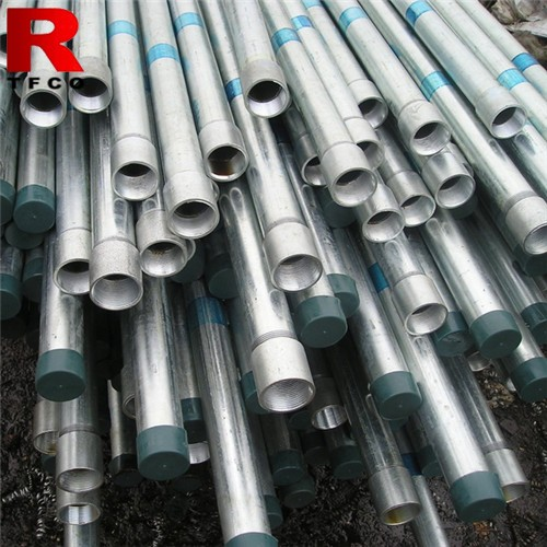 ERW Welded Round Pipes And Tubes