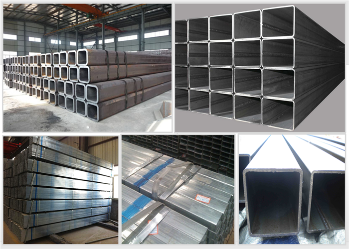mild steel square tube