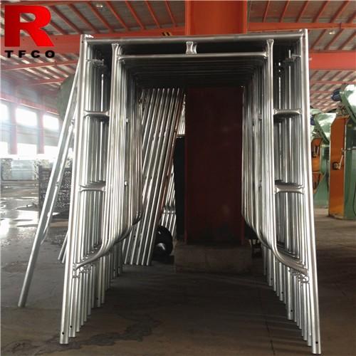 Buy Galvanized Scaffolding Framework, China Galvanized Scaffolding Framework, Galvanized Scaffolding Framework Producers