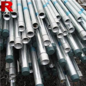 Welding Hot Dipped Galvanized Pipes