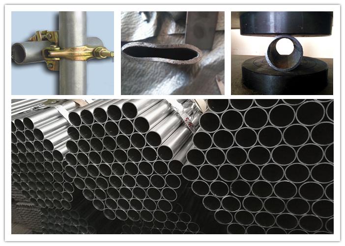 Purchase SCH40 Galvanized Steel Pipe