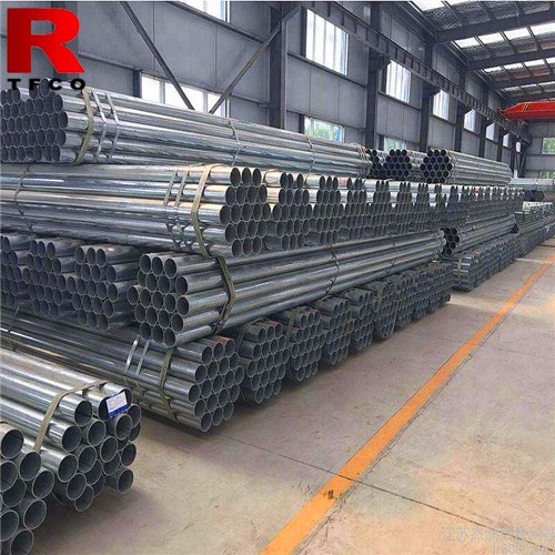 SCH 40 Standard Galvanized Steel Pipe