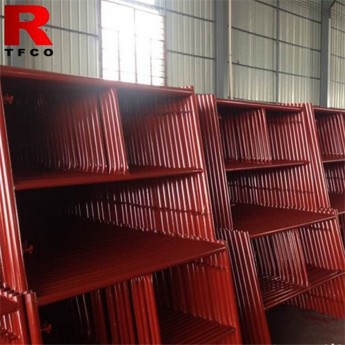 Buy Painted And Galvanized Scaffold Frames, China Painted And Galvanized Scaffold Frames, Painted And Galvanized Scaffold Frames Producers