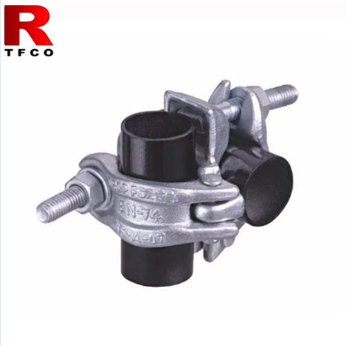 Scaffold Pipe Fittings And Clamps