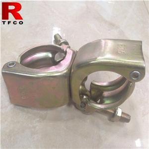 JIS Pressed Swivel Clamps And Couplers