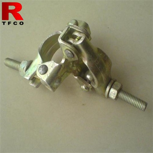 Galvanized Scaffold Clamps And Couplers