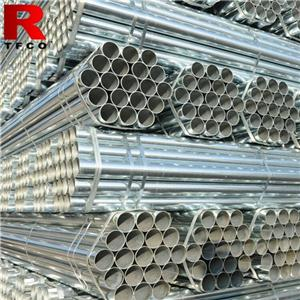 BS1387 Galvanized Iron Water Pipes