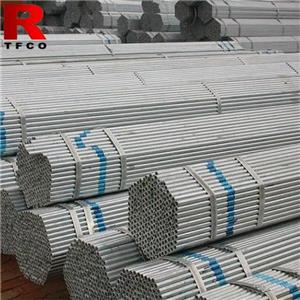 Welded ERW Steel Pipes For Construction