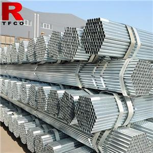 BS1387 Galvanized Pipe For Liquid