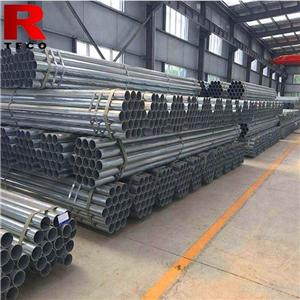 China Welded Steel Pipes In Tianjin