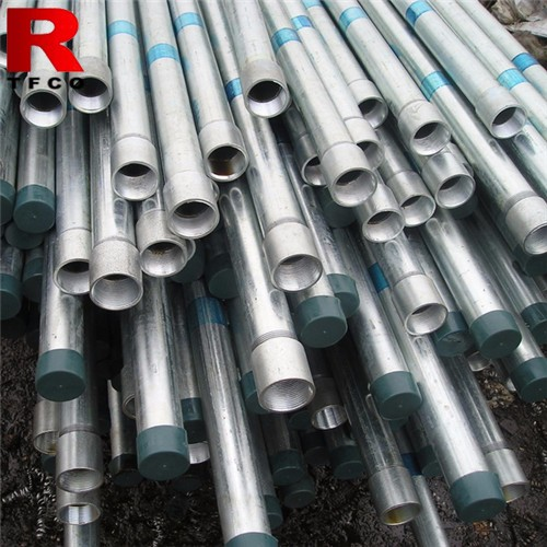 Threaded Galvanized Steel Pipes