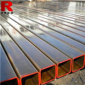 China Mild Steel Hollow Square Tubes