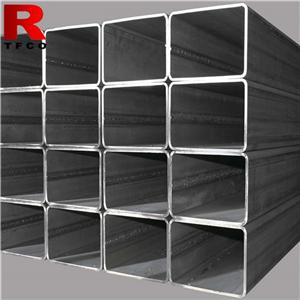 Galvanized Rectangular Steel Tubes