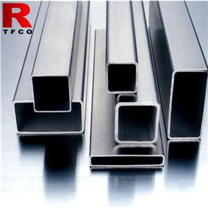 Galvanized Square And Rectangular Tubes