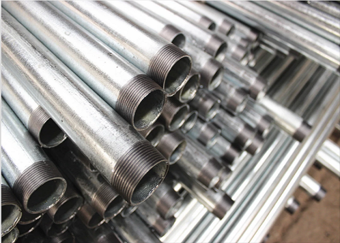 Threaded and Coupled Steel Pipes Manufacturers Price